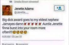 Auntie Jenette