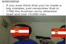 Never trust anybody, not even yourself in 1788