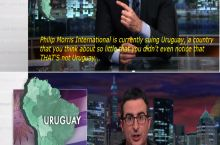 John Oliver is a brilliant troll