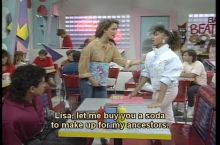 Jessie Spano tries to make it right.