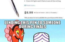 So evil..