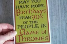 Game of Birthdays