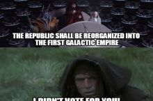 Monty Python and the Revenge of the Sith