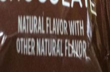 So, natural flavor then?