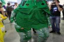 Hulk Cosplay - Nailed It