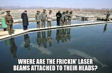 Kim Jong Un's Sharks