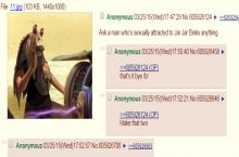 Sometimes even /b/tards have enough