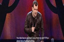 Jim Jefferies lays it down how it is.