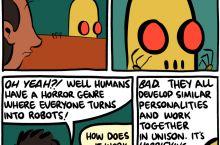 A Robot Horror