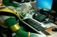 Power Rangers Tech Support