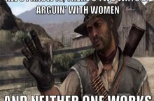Wise words from John Marston
