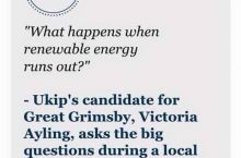 UKIP, ladies & gentlemen.