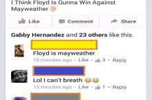 I'm rooting for Manny to beat Pacquiao...