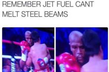 Jet beams can't melt steel fuel