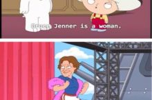 Family Guy Called Bruce Jenner Turning Into A Women FOUR YEARS AGO!