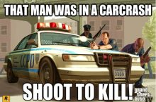 Enforcing the Law in GTA