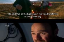 Karl Pilkington on Guinea Pigs