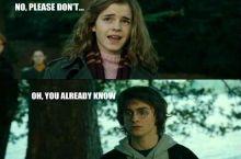 Oh Ginny told u