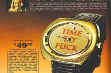 A classy old ad for a classy old watch