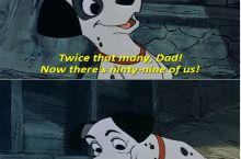 29 and 1 dalmatians, mates!