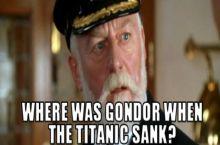 In Gondor