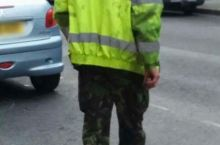 Bro, do you want to be seen or not?