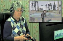 Grandma Theft Auto