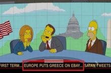 Simpsons called it
