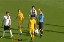Yellow Card strikes back