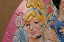 Cinderella's nose job didn't go as planned