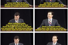Damn... Colbert can get real