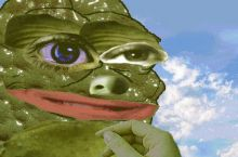 When my pepe is too rare for reality