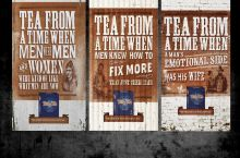 Aussie Tea Company advertisement pulls no punches