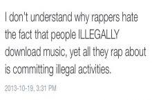 Those damn hypocrites