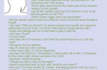 Anon goes to gamestop