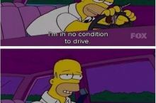 Homer Simpson is a great influence