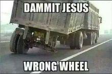 Dammit Jesus!