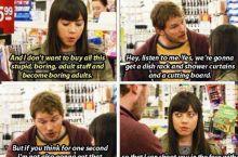 True romance.