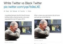 White Twitter vs. Black Twitter