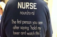 Definition of a nurse