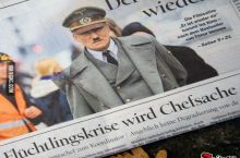 German newspaper: Refugee Crisis is going to be a matter for the boss (picture= new movie)