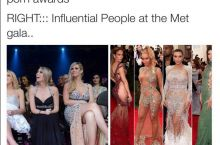 Porn stars VS Influential figure heads