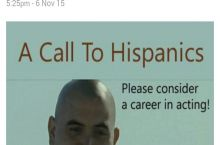 A call to Hispanics.