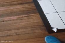 f*ck yo' floor tile.