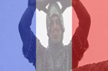 The best use of the French flag FB filter I've seen so far.