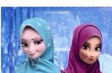 Islam never bothered me anyway