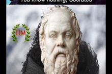 Socrates Snow knows nothing