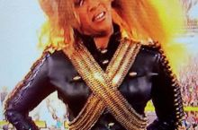 Beyonce is looking much better at this year's Halftime Show...