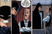 Alfred Is Sassy