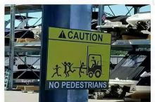 Crazy Forklift Drivers